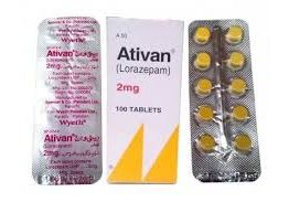 Buy Ativan Online lorazepam 2mg