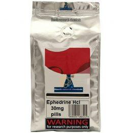Ephedrine Hcl 30mg pills