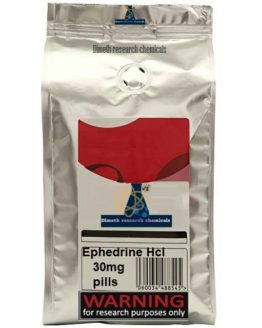 Ephedrine Hcl 30mg pills